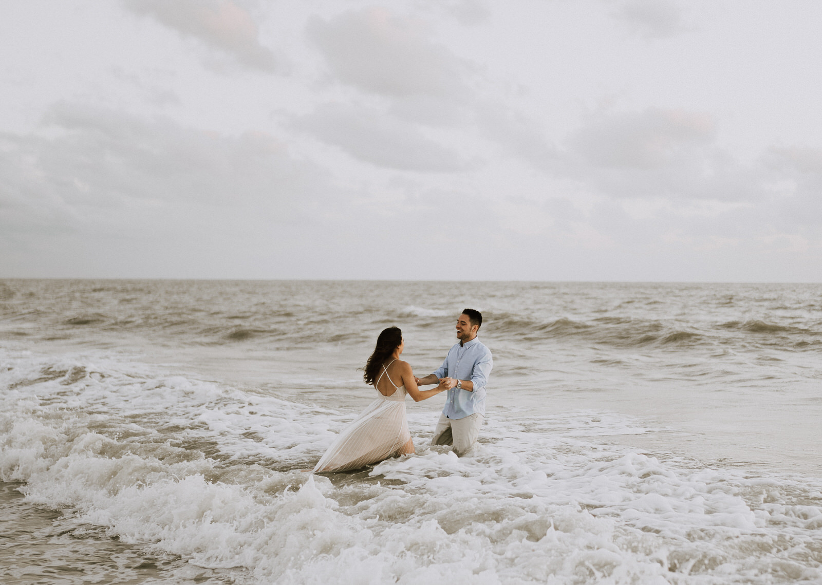 Fort Myers Beach Engagement Session- Michelle Gonzalez Photography- Danielle and Eric-187.JPG
