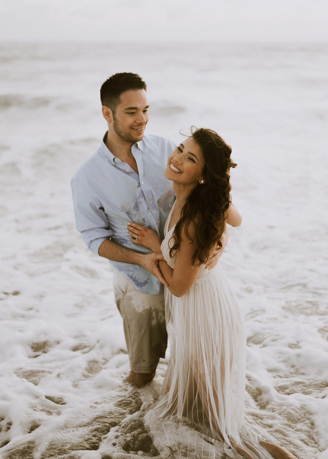 Fort Myers Beach Engagement Session- Michelle Gonzalez Photography- Danielle and Eric-202.JPG