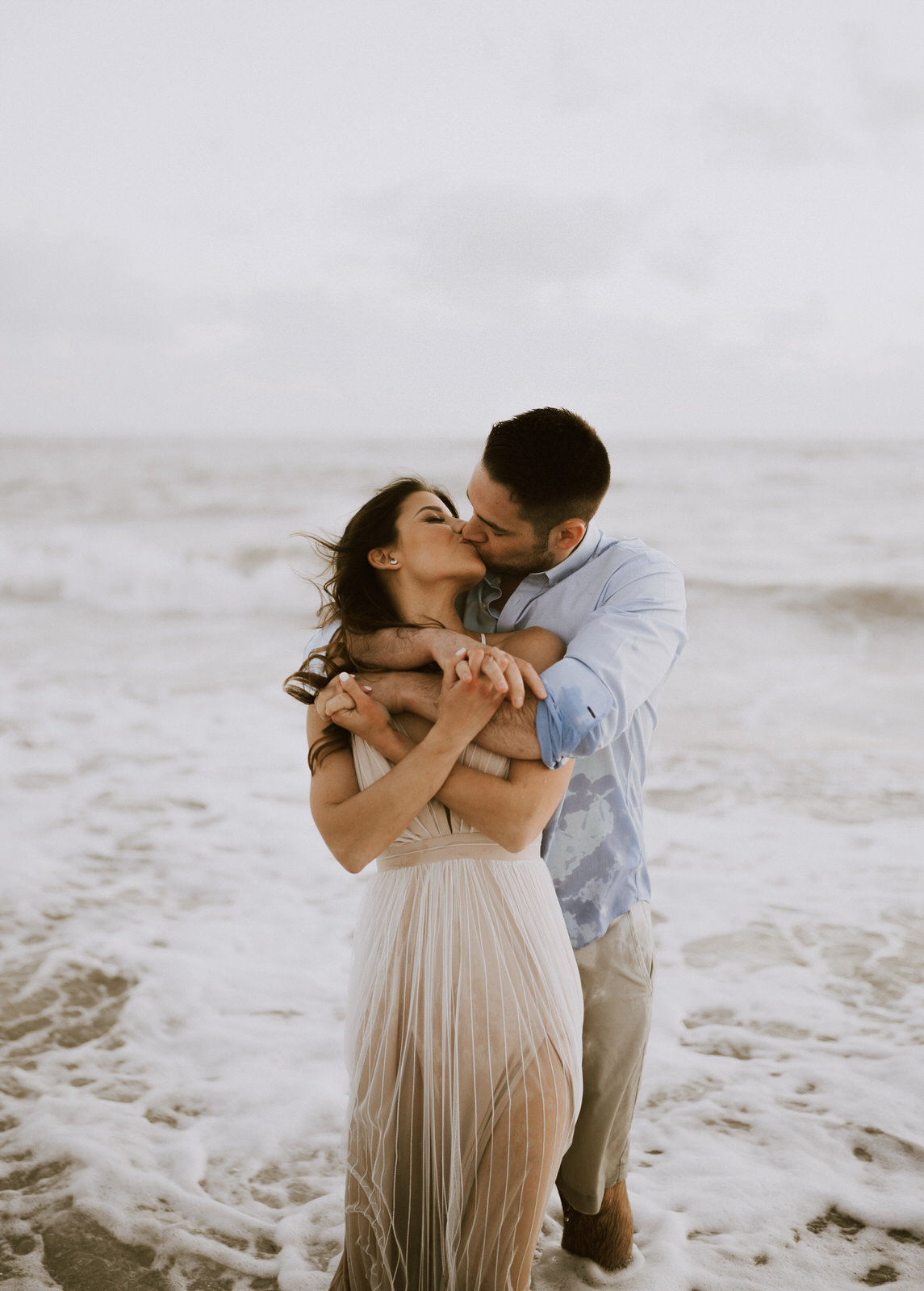 Fort Myers Beach Engagement Session- Michelle Gonzalez Photography- Danielle and Eric-210.JPG