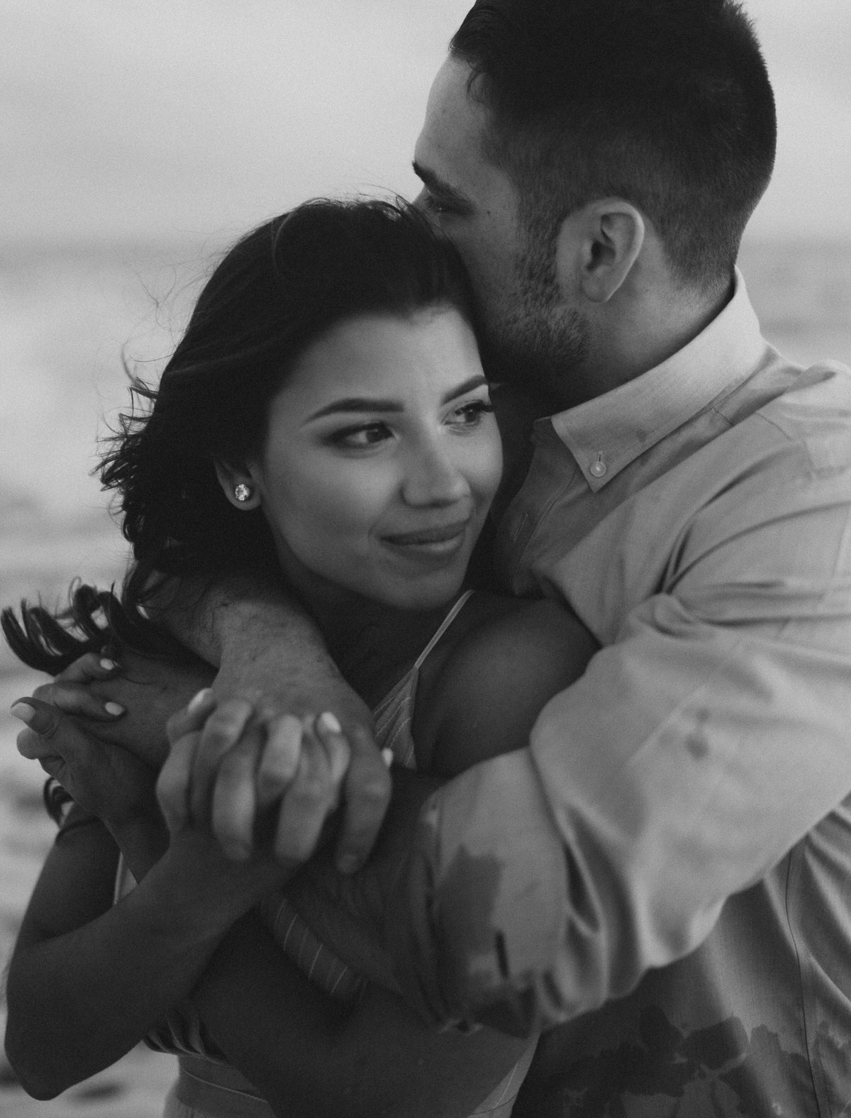 Fort Myers Beach Engagement Session- Michelle Gonzalez Photography- Danielle and Eric-216.JPG