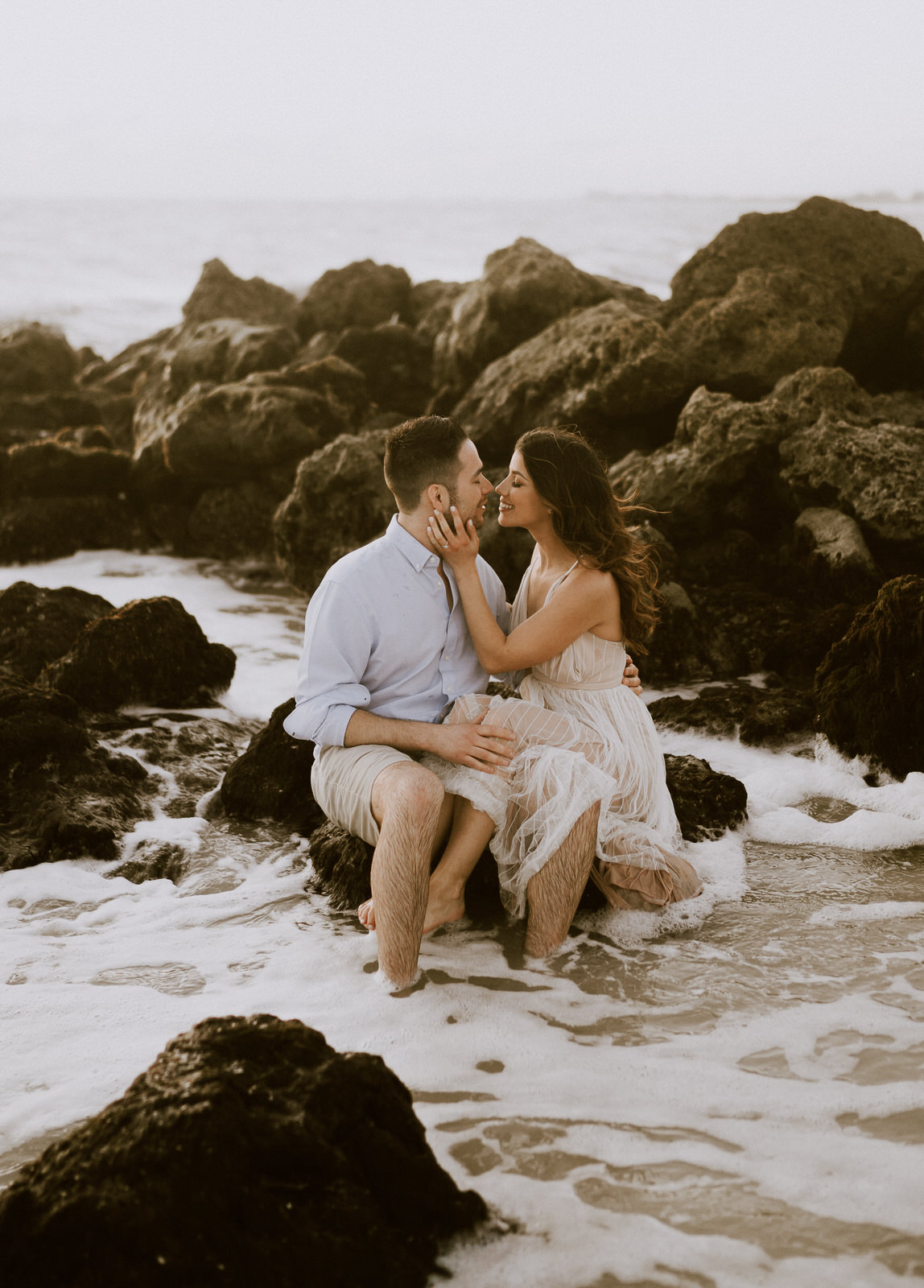 Fort Myers Beach Engagement Session- Michelle Gonzalez Photography- Danielle and Eric-232.JPG