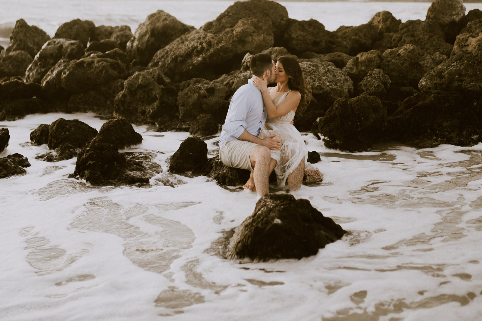 Fort Myers Beach Engagement Session- Michelle Gonzalez Photography- Danielle and Eric-240.JPG