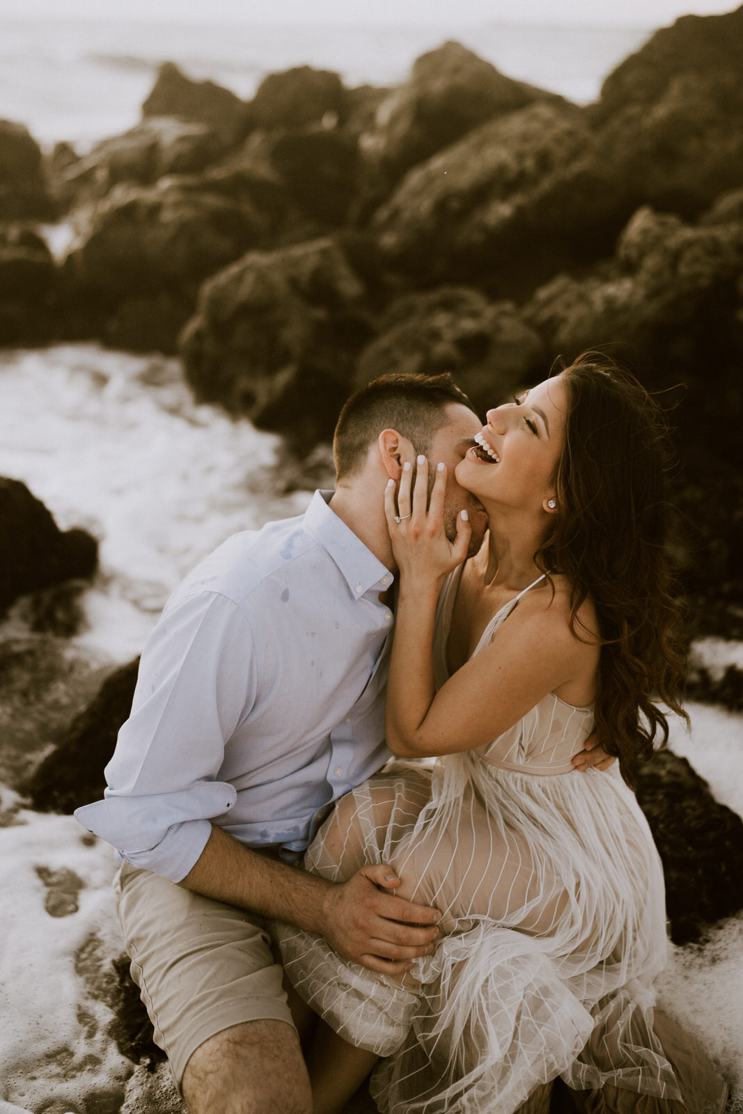 Fort Myers Beach Engagement Session- Michelle Gonzalez Photography- Danielle and Eric-245.JPG