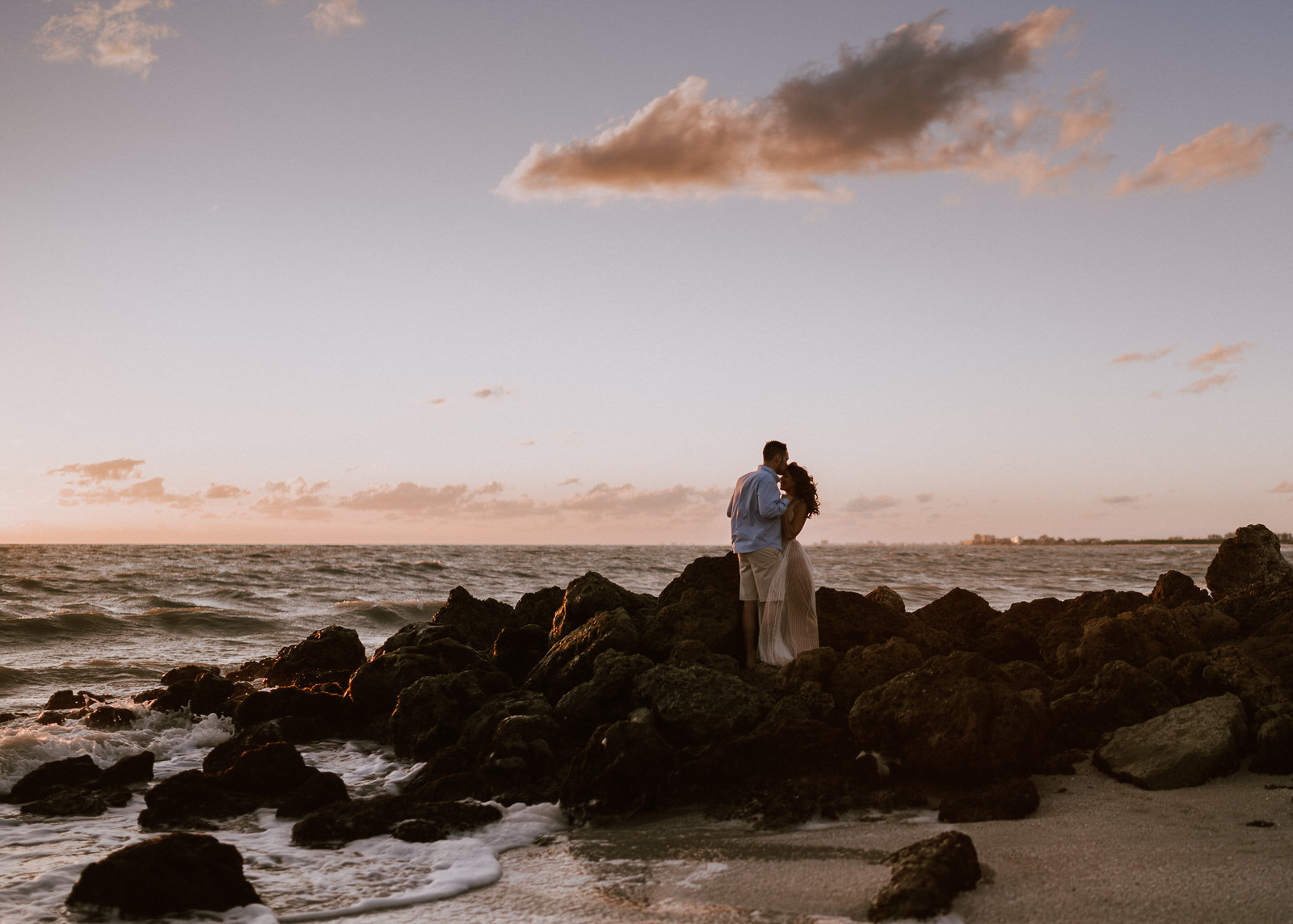 Fort Myers Beach Engagement Session- Michelle Gonzalez Photography- Danielle and Eric-160.JPG