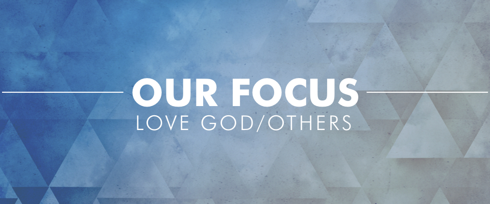 The focus of New City Church isn't to build buildings, grow a mega-church, leverage political influence or cultural control, or make statements of condemnation to individuals that don't subscribe to our same belief system.  The focus of New City Church is to follow the command of Jesus Christ to   LOVE GOD and LOVE PEOPLE .