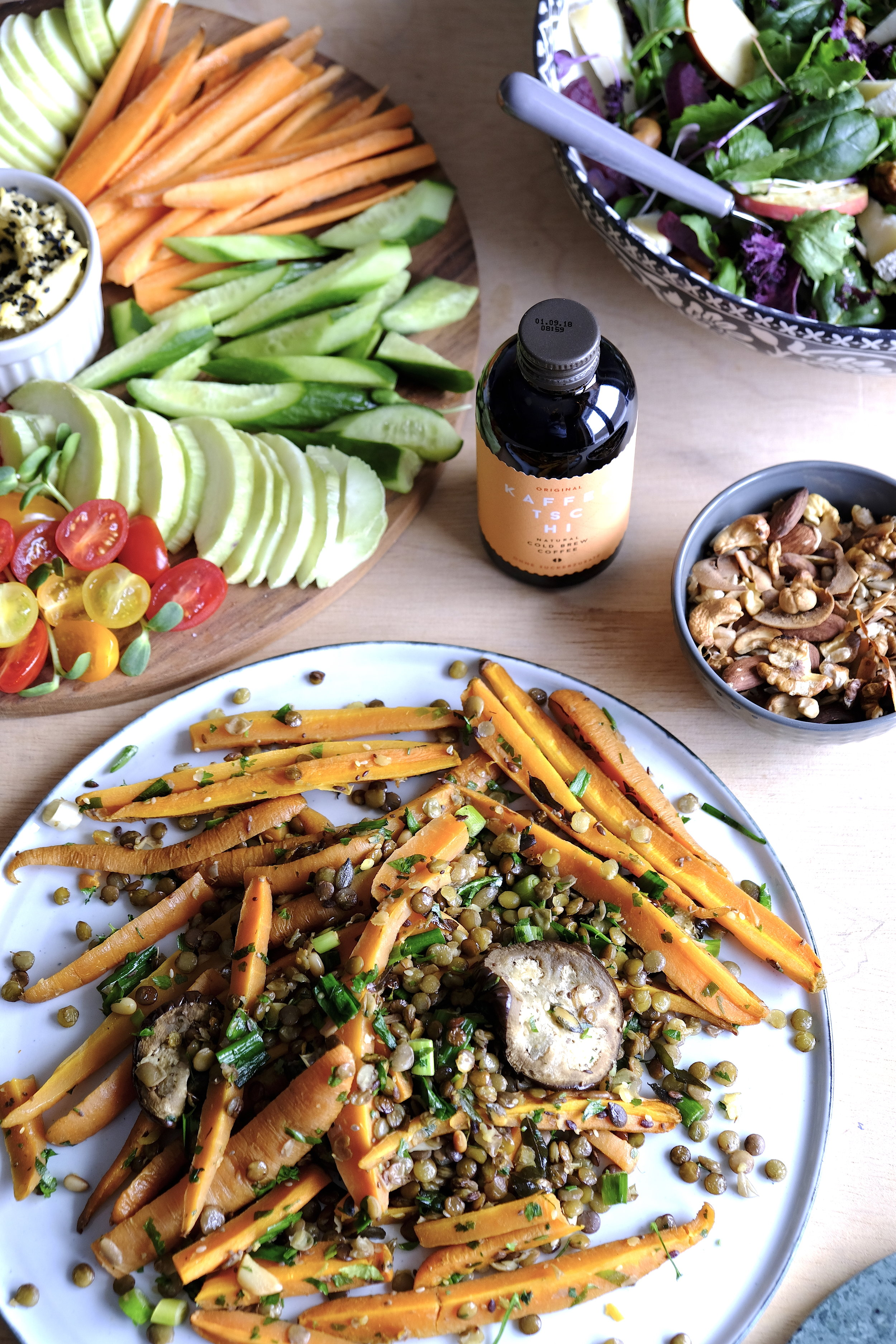 Linte cu mix de seminte ci morcovi la cupto_The Nature Project.JPG