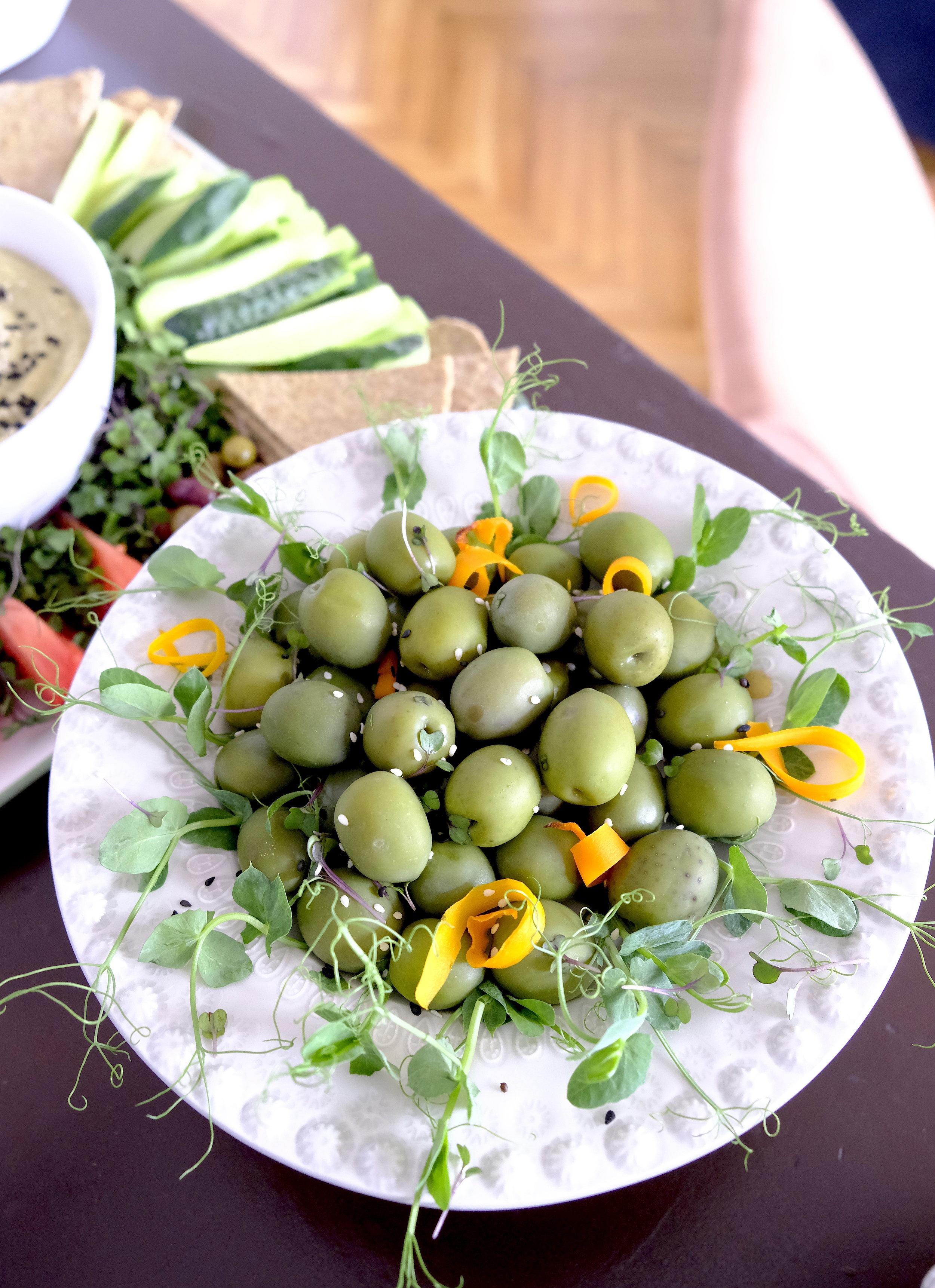 Dinner Stories4_Degusteria Francesca masline.JPG