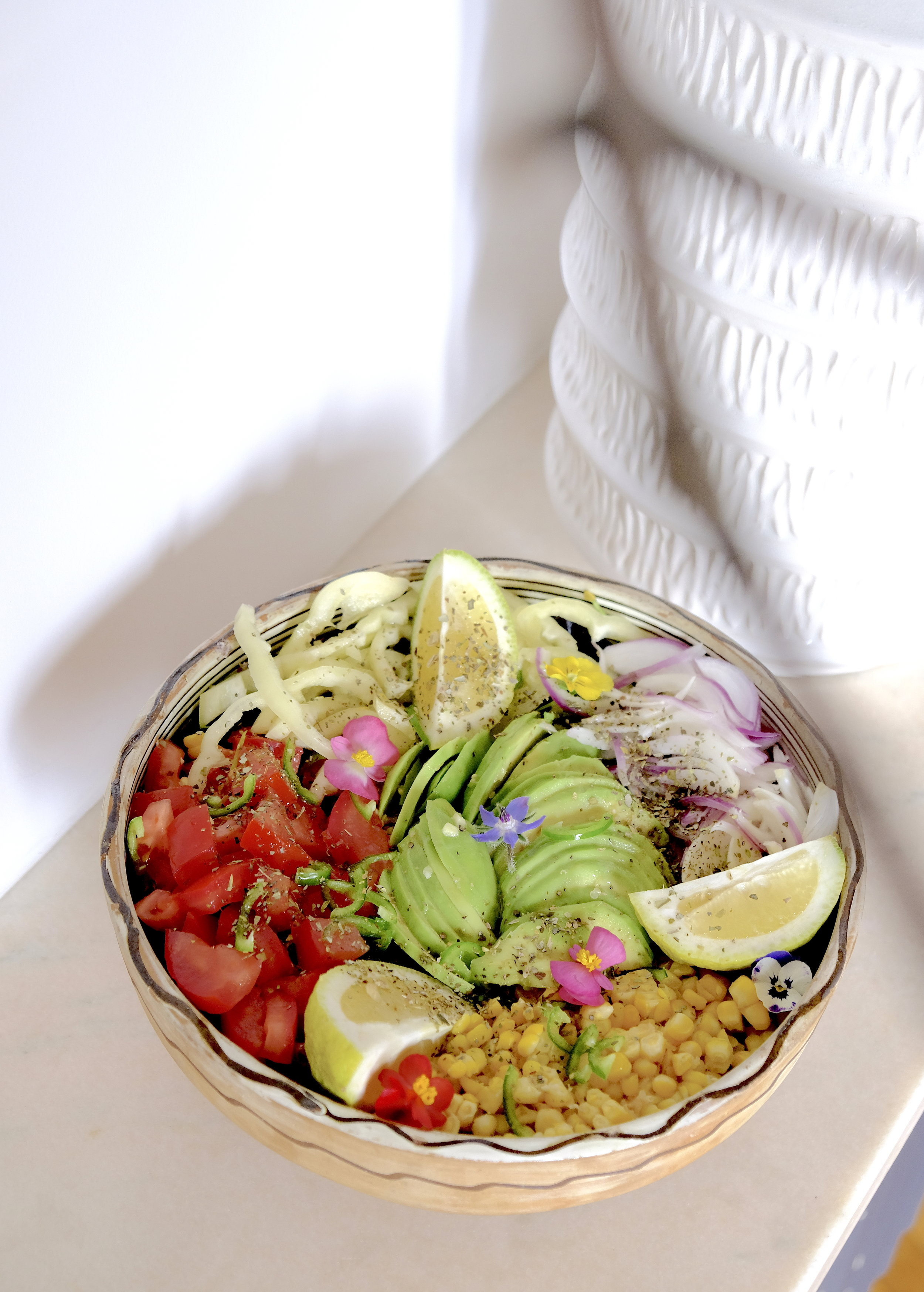 Budha Bowl Vegetarian Salad_Dinner Stories.JPG