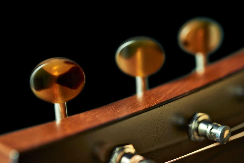 Guitars in stock -