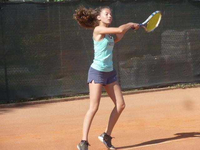 Al TC LIGNANO ESULTANO FAJT E FIORENZATO — Appunti tennis