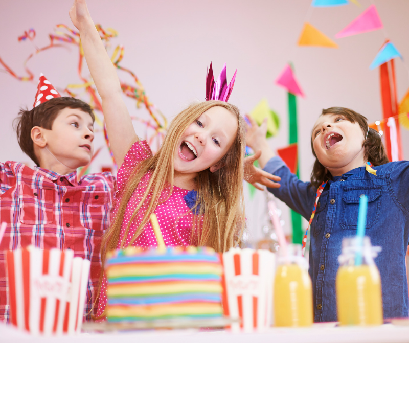 Kids Party Packages in Margate, Ramsgate & Broadstairs