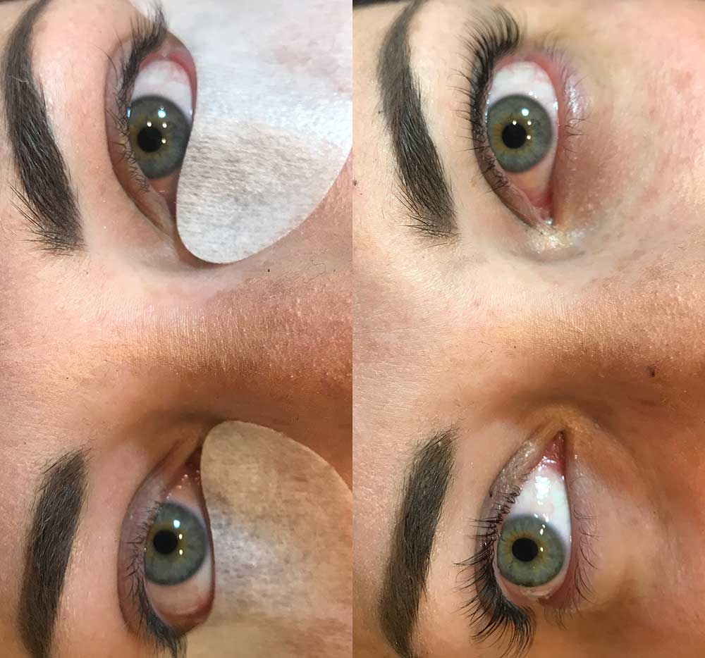 Lash Lift & Tint - An easy alternative to lash extensions