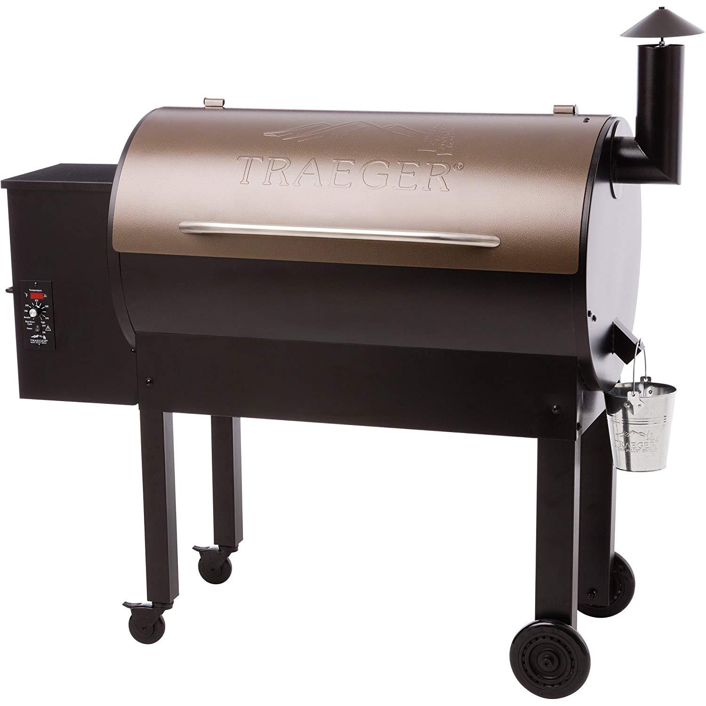 Traeger Lil' Tex Elite Wood Pellet Grill