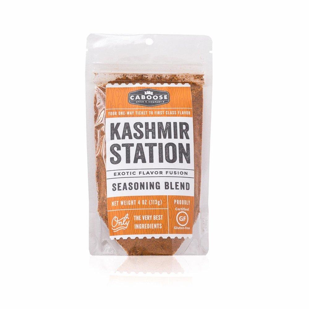 Kashmir Station Exotic Flavor Fusion Seasoning Blend