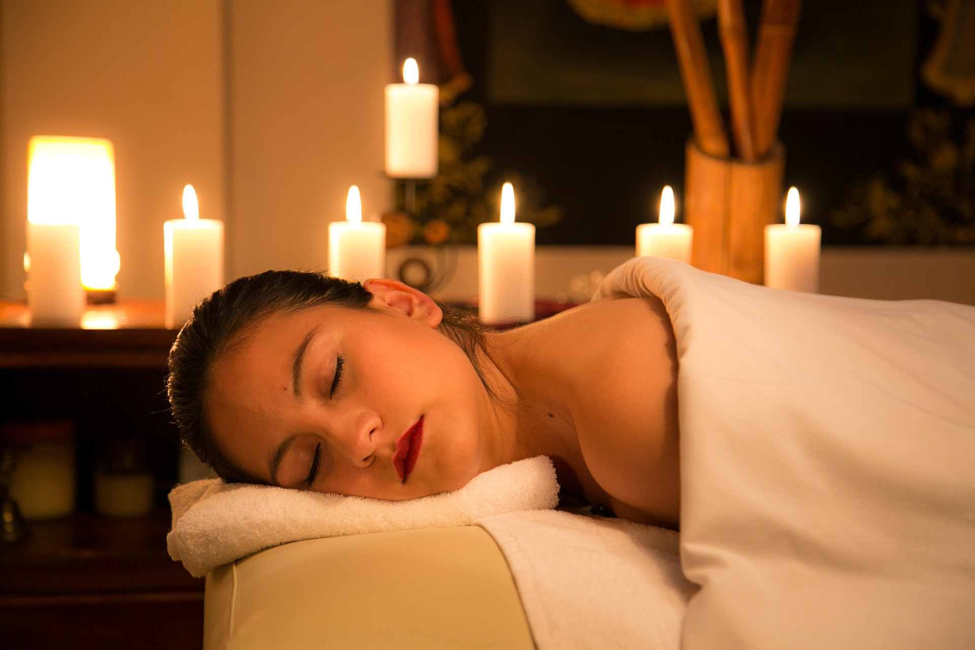 Relax and Be Pampered While You Increase Your Vitality
