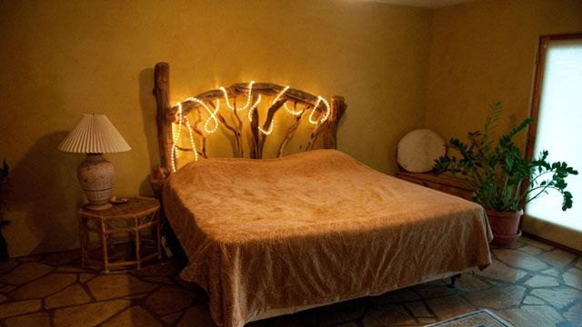Lodging and Camping - The Center provides lodging and rustic outdoor camping accommodations for your rest and relaxation. Your choice of clean rooms is twin, queen, or king bed. Camping available on the 28-acre property with access to the Center amenities.