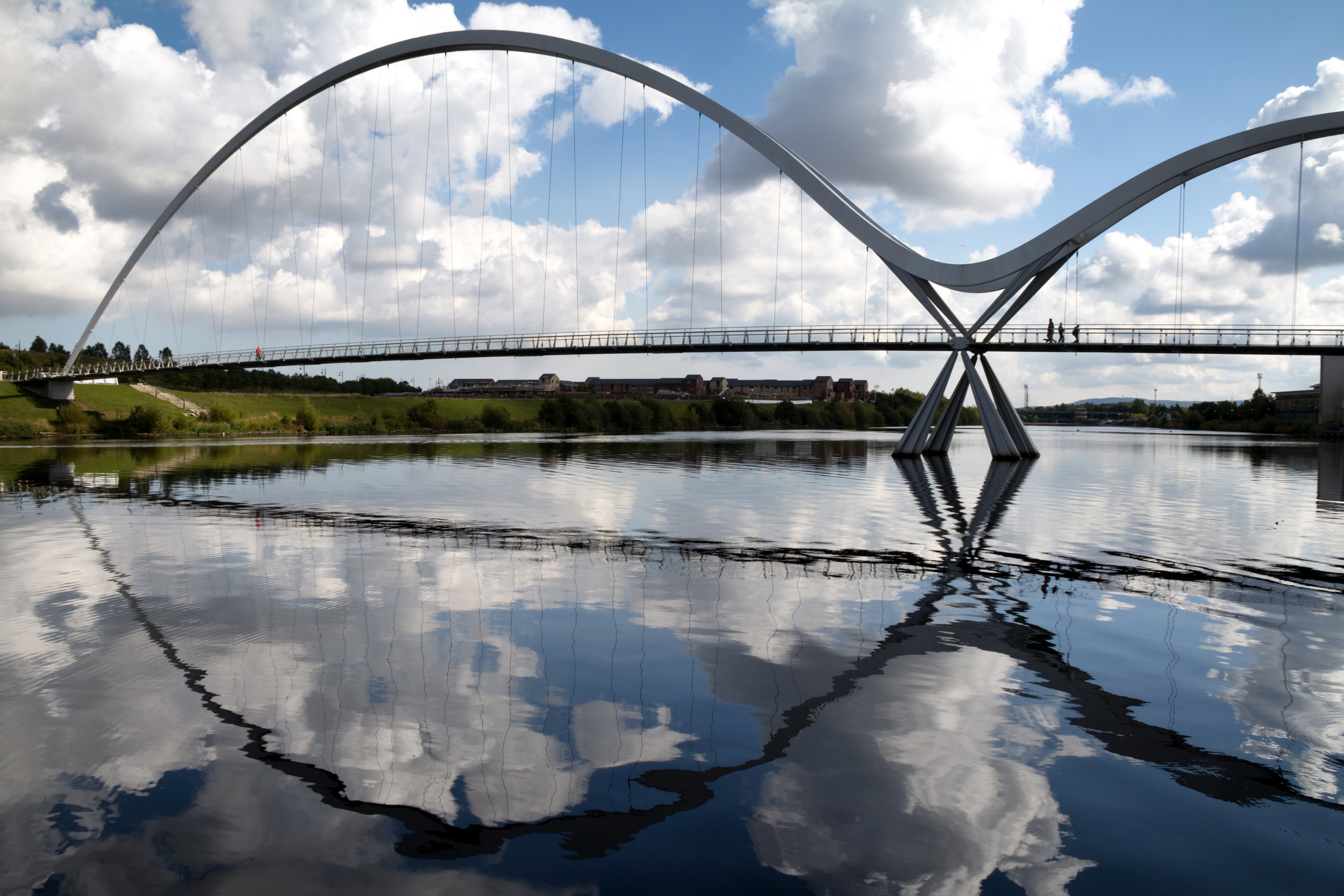 Infinity Bridge River Tees