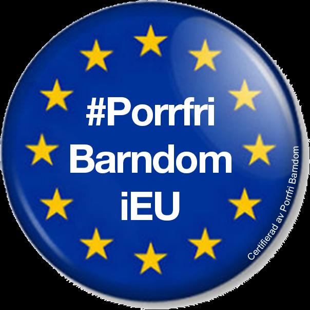 #porrfribarndomiEU - EU-kandidater blir certifierade om de kommer arbeta för en #porrfribarndomiEU