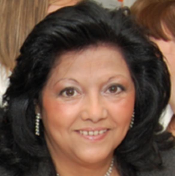 Lic. Zully Garcia    Presidente del Cápitulo Uruguay de la ANLMI