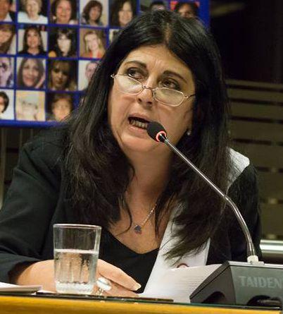 Sra. Verónica Marga Bianchi    Presidenta