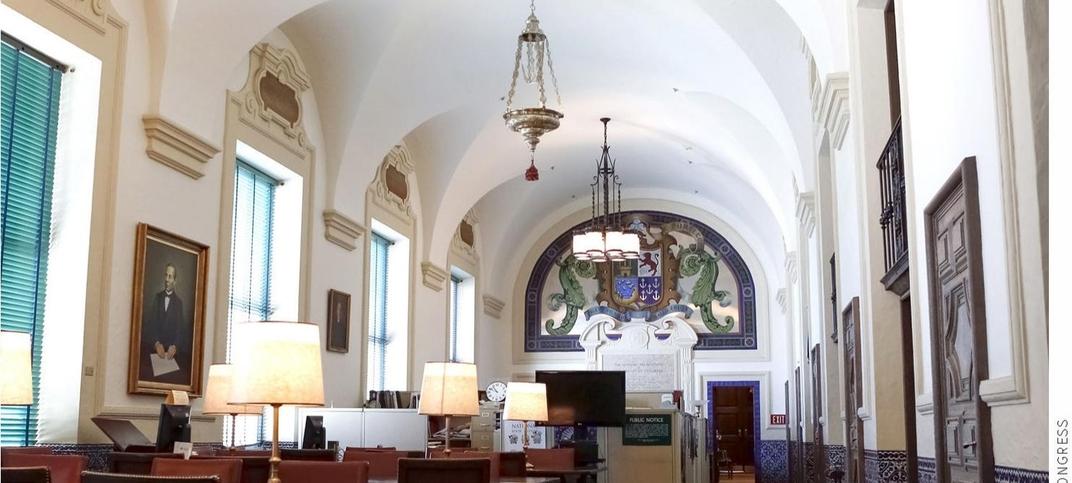 La ANLMI va a la Biblioteca de Congresso - El 22 de junio de 2019, la ALMI tuvo el honor de presentar varias presentaciones durante el evento de la Biblioteca del Congreso