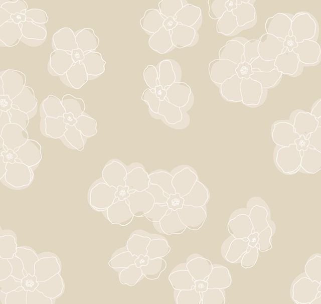 Isn't summer fun??????! I agree, here's some flowers.  🌼🌼🌼  #vsco #flowers #patterndesign #adobeillustrator #freelancingfemales #procreate #july #workfromhome   