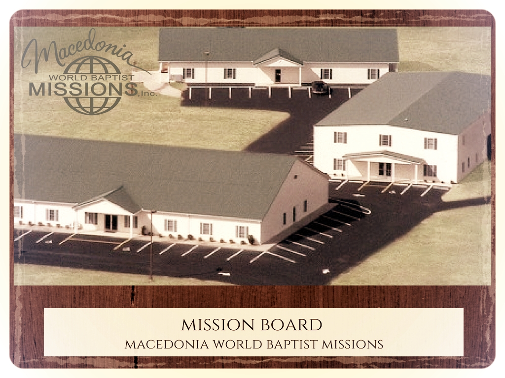Missionaries with Macedonia World Baptist Missions