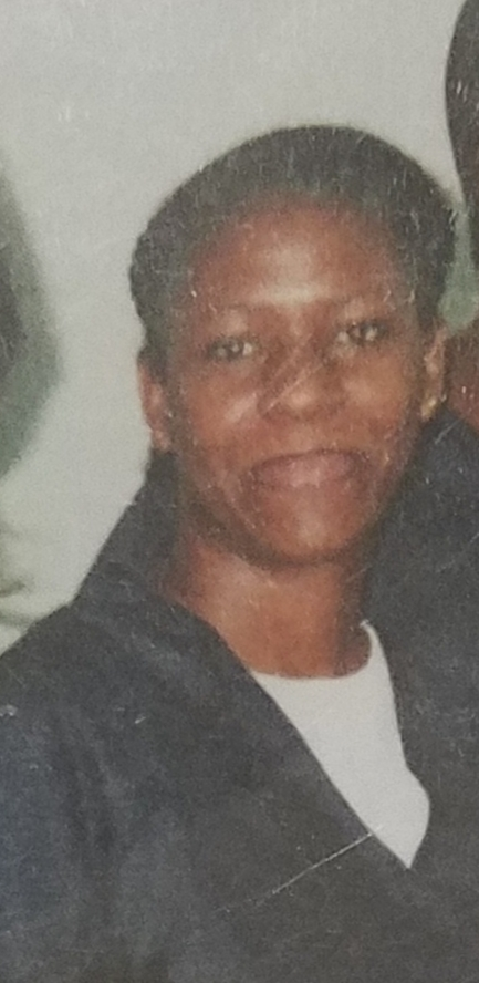 Shenika Arredondo, Dawson State Jail, 1999