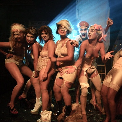 Copenhagen Burlesque: Live Art