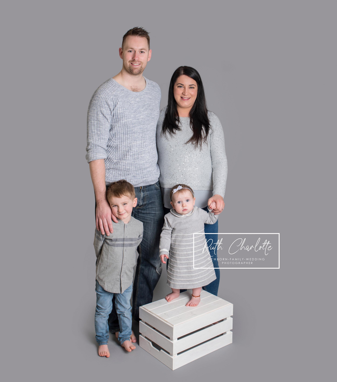 FAMILY PHOTOGRAPHER NORTH AYRSHIRE SALTCOATS IRVINE AYR TROON