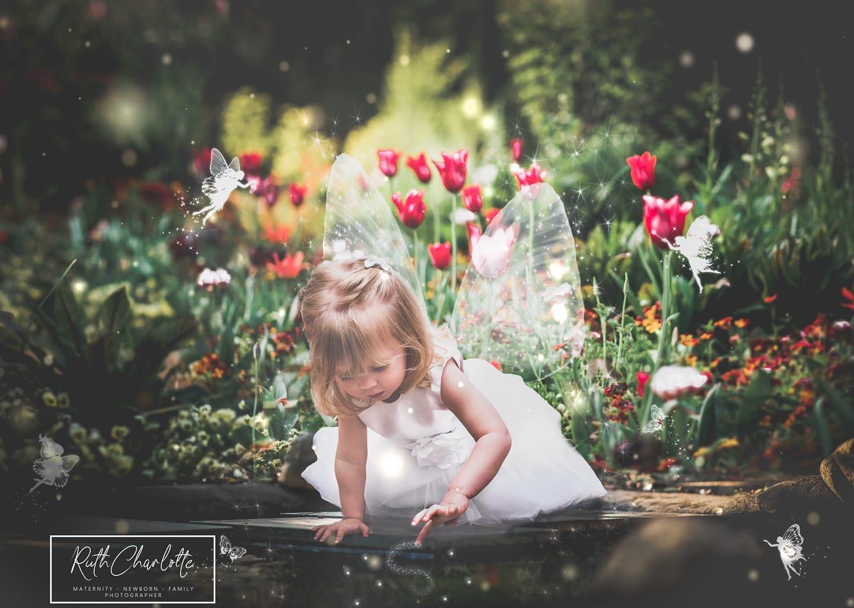 Fairy Photoshoot Ardrossan
