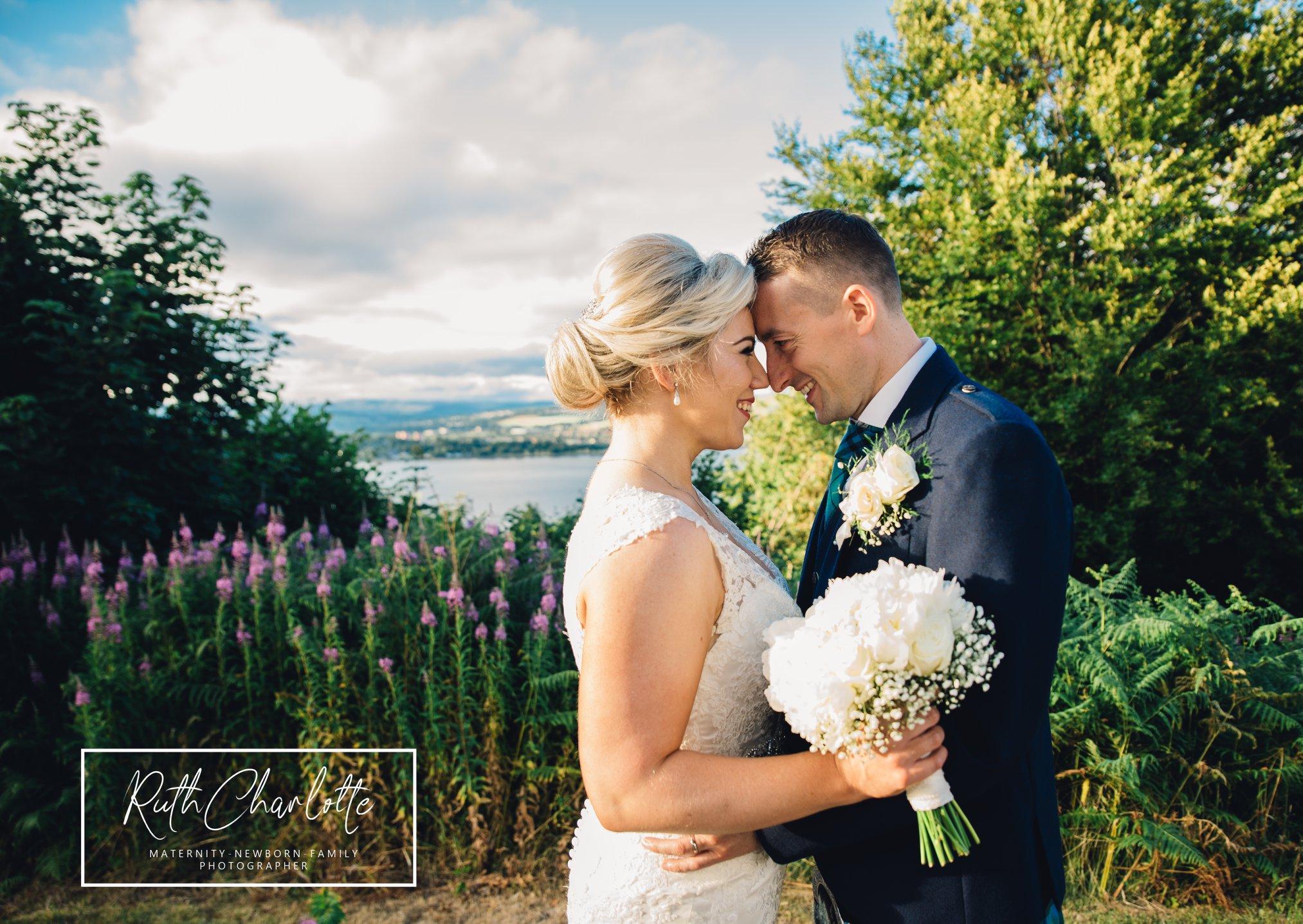 wedding photographer ayrshire