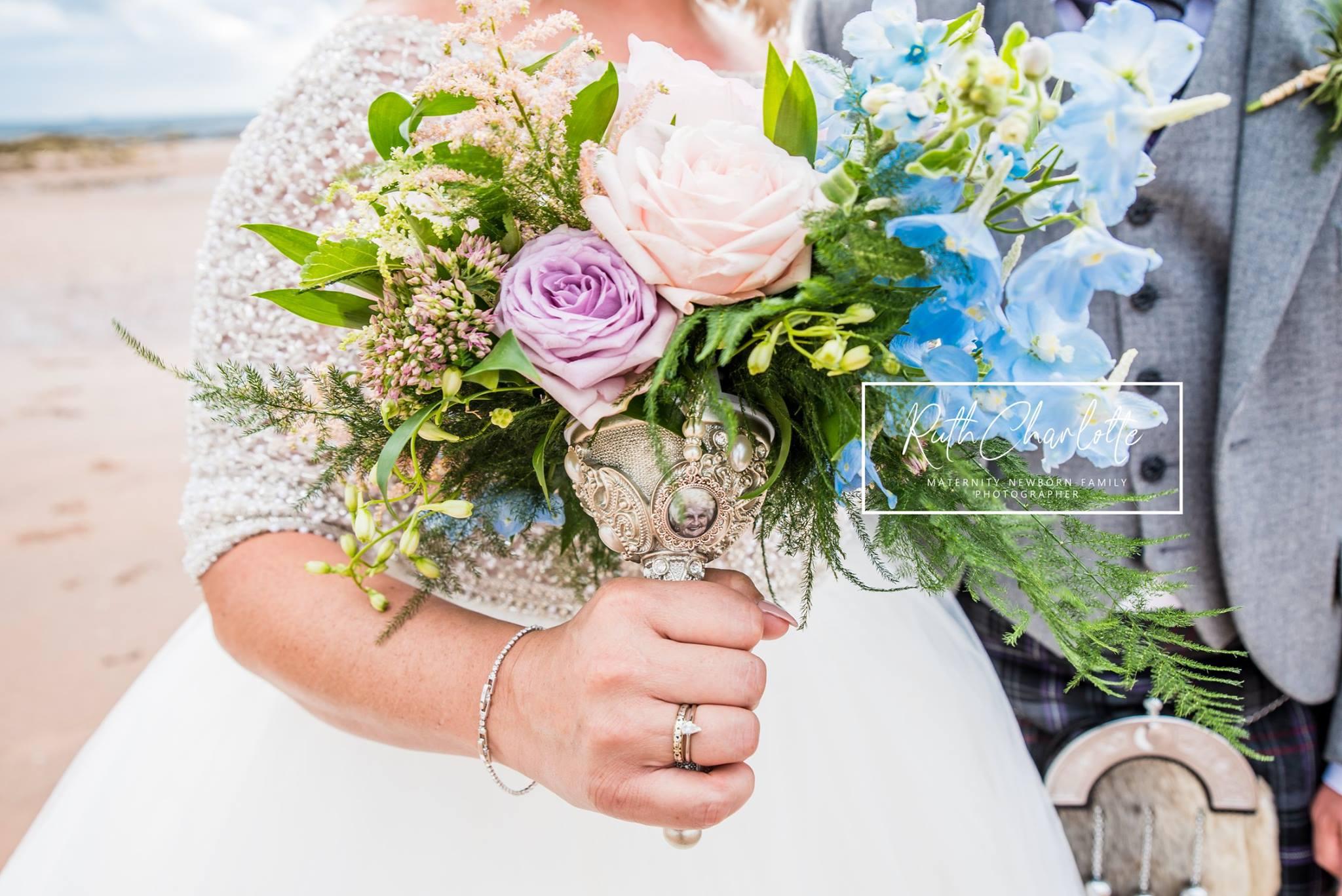 wedding florist north ayrshire