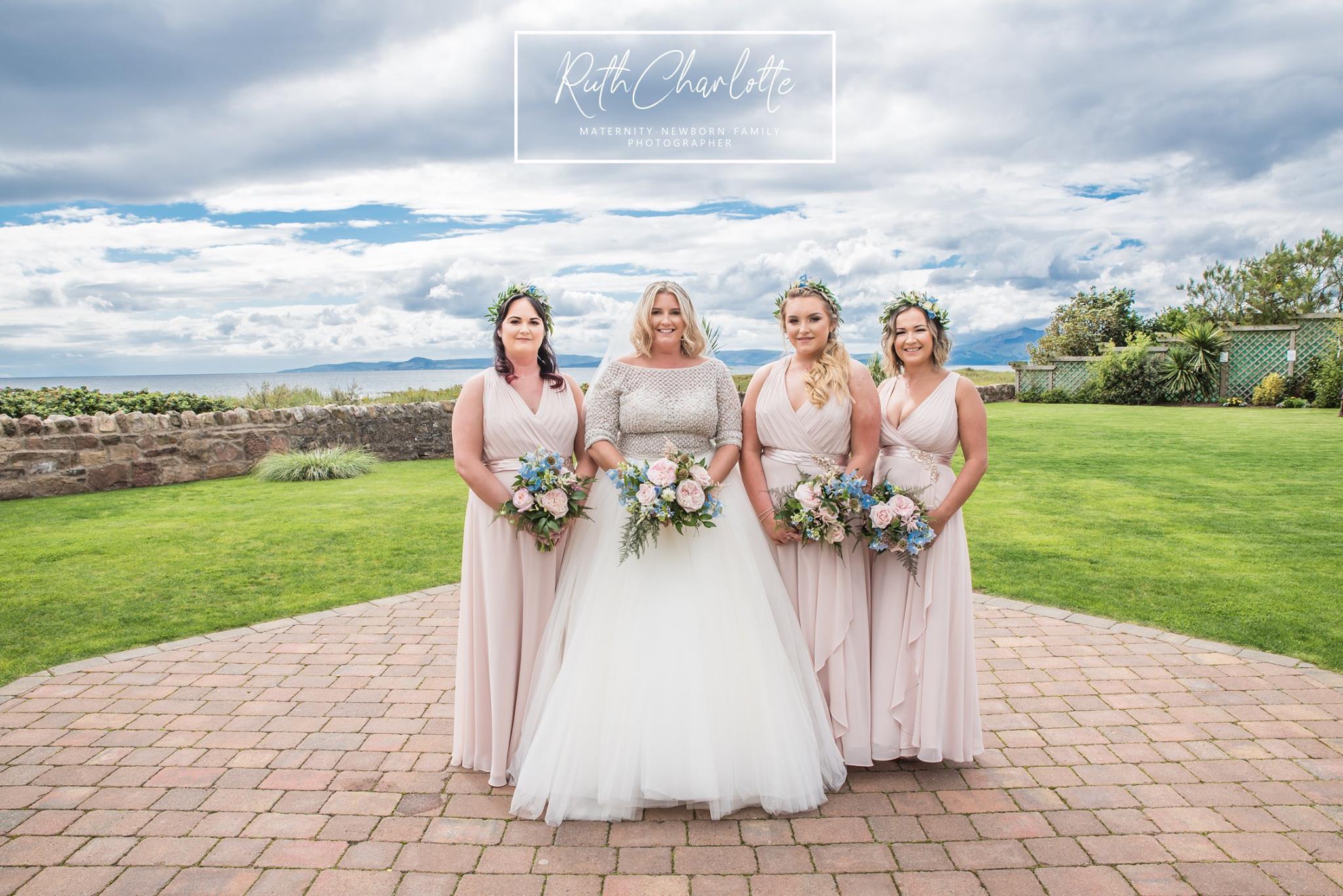wedding photographer seamill