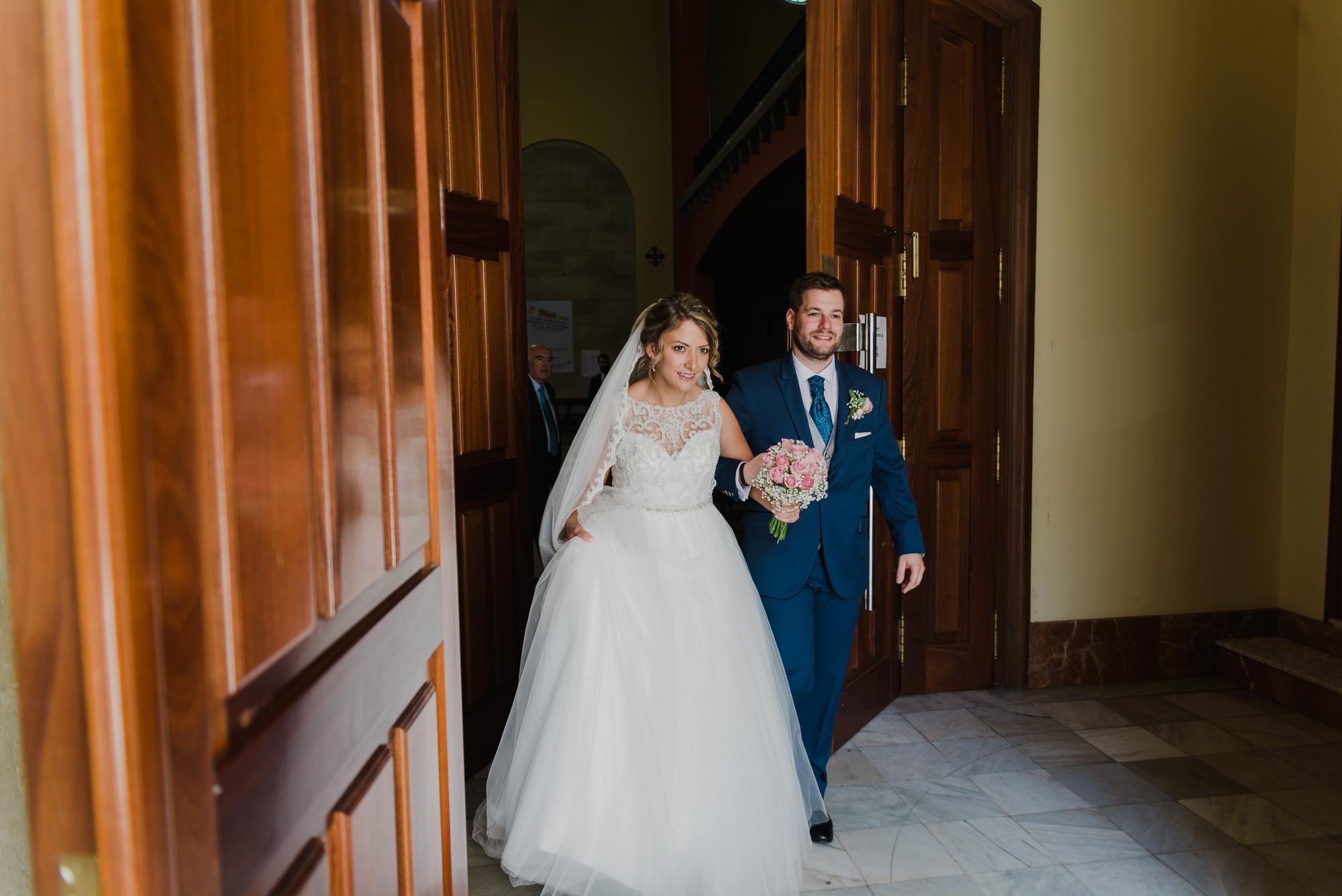 novios iglesia valvanera boda logroño trizyjuan
