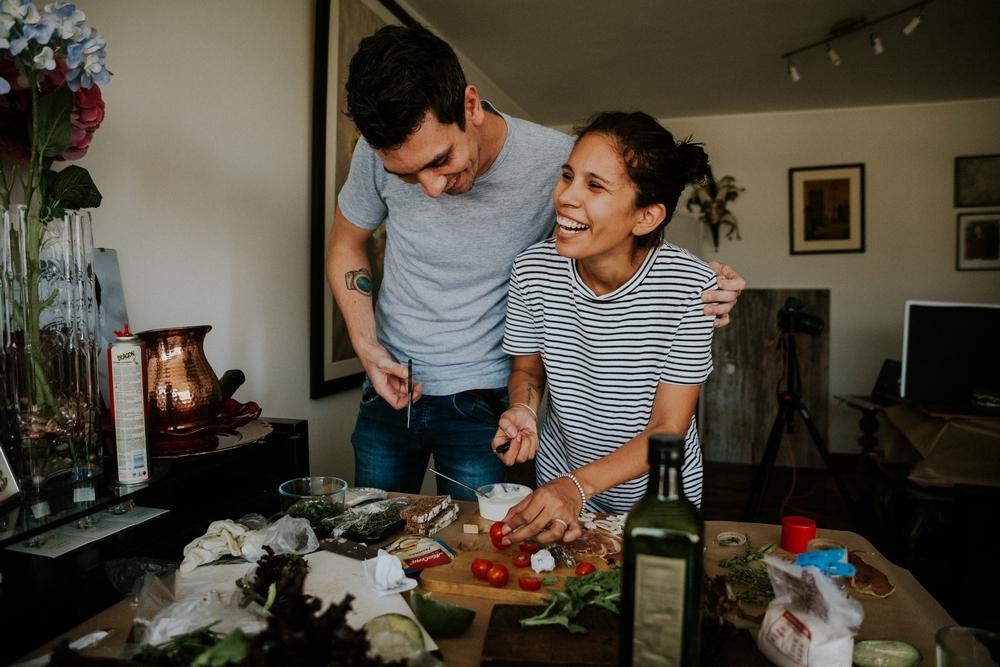 fotografía gastronómica la bomba bodas trizyjuan