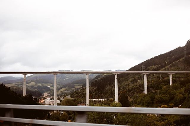 One of the best things about renting a car in Spain was having the freedom to ride around the landscape and just take it in. Not the mention the bridges are beyond epic.
