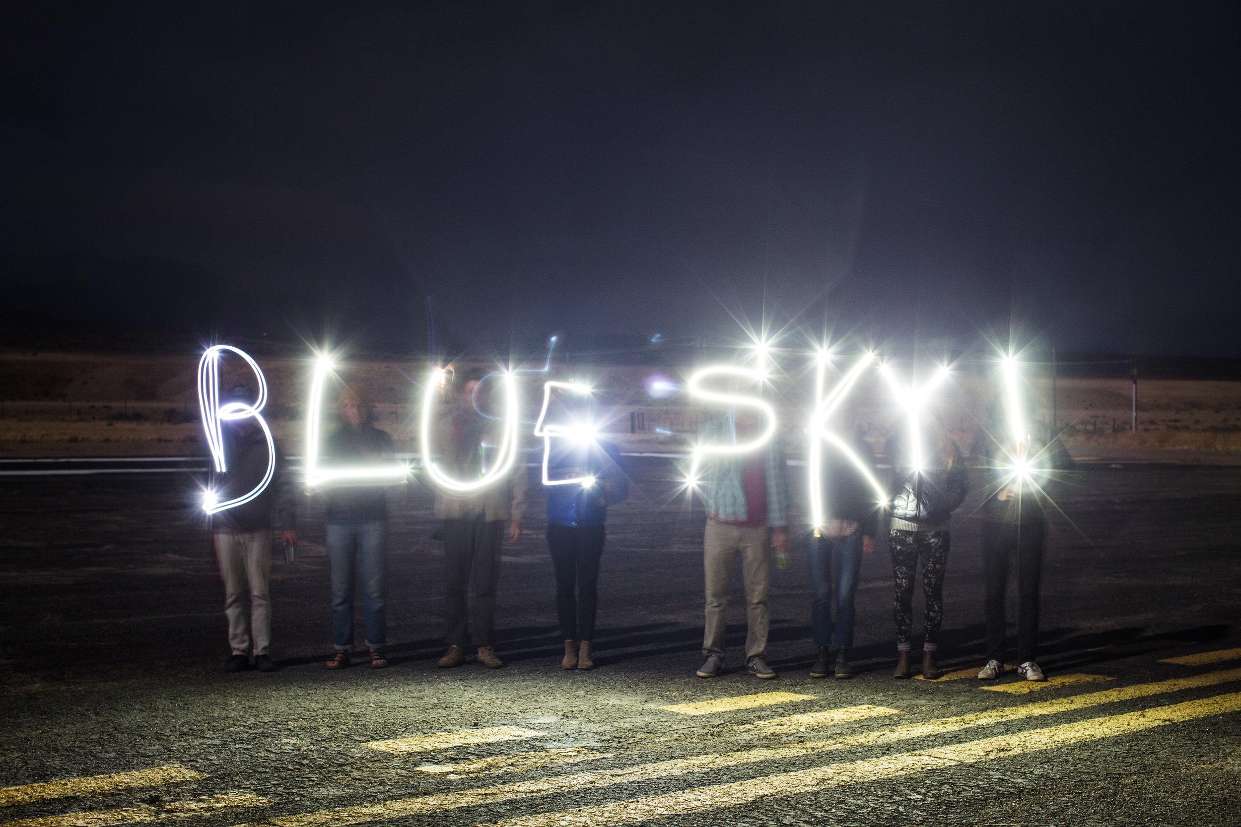 Blue Sky Center Co-Founding