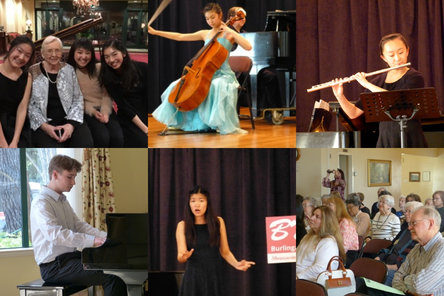 Our Mission - The major purpose of BMC is to provide competitive performance opportunities in a warm and supportive environment for gifted young musicians.