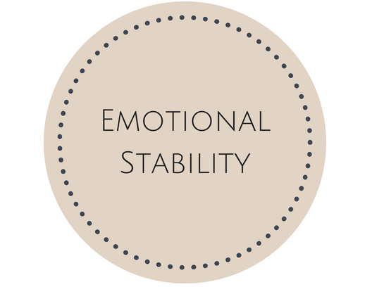 Emotional Health and Stability