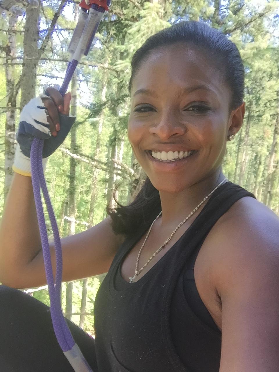 Kechelle JacksonTreasurer -