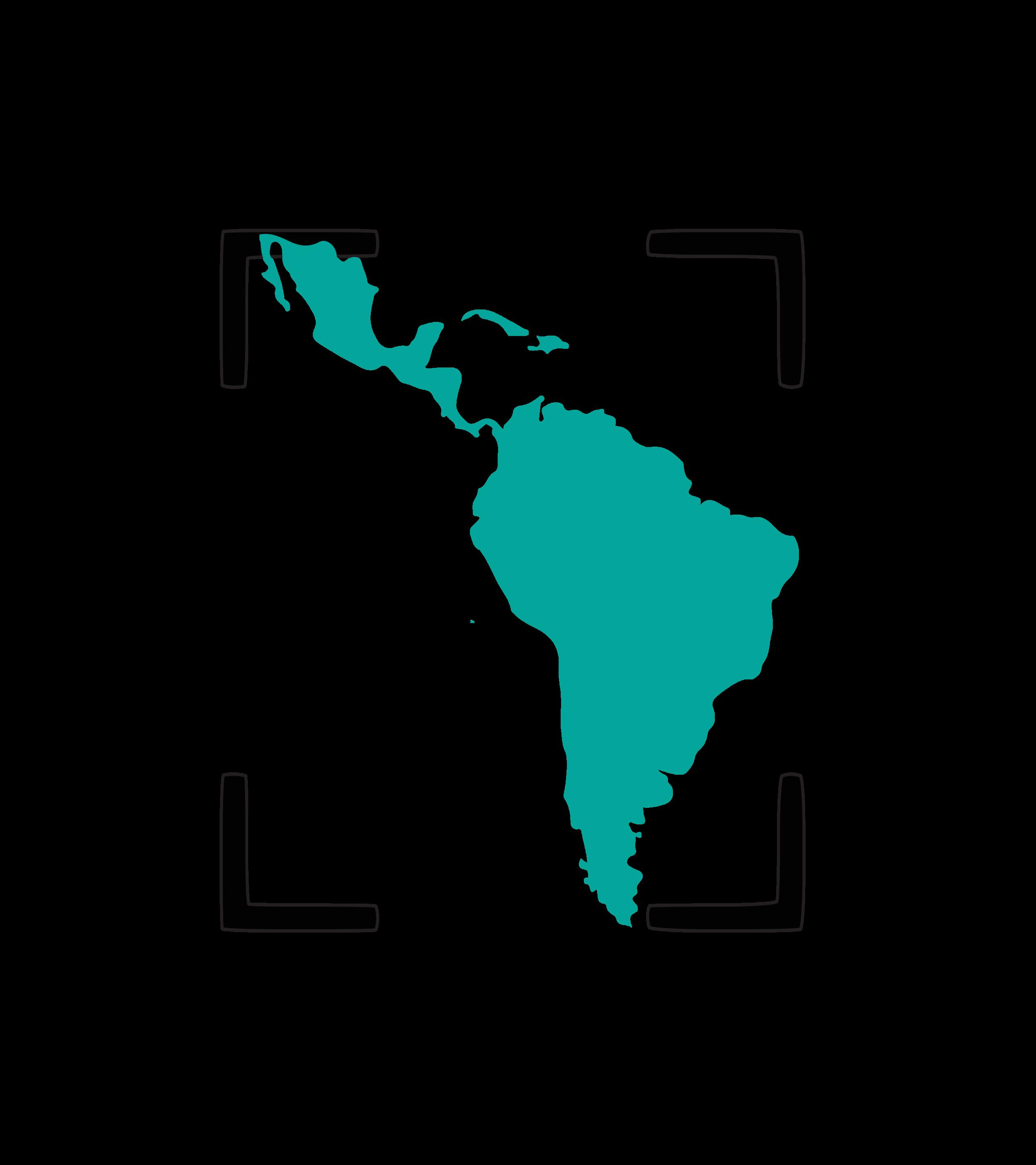 Latin America - Description of the region vision.