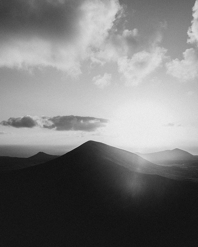 Volcano. __