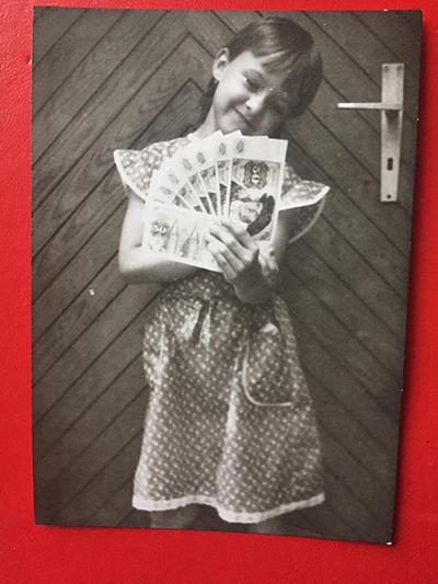 claudia fischer on the kunst magazine