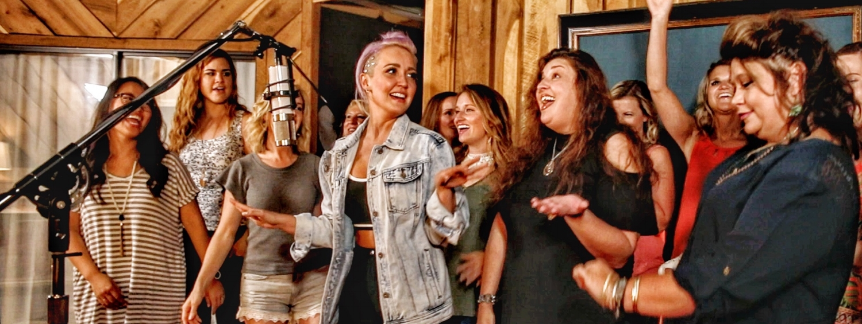 singing w Meg copy.JPG