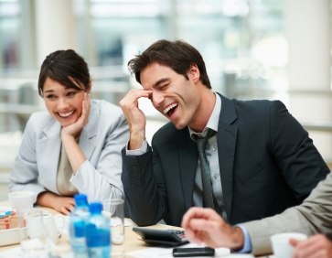 humor - We bring humor and fun to all interactions to build a sense of camaraderie and team with our clients, stakeholders and staff. We enjoy the work we do, and we want you to enjoy working with us.