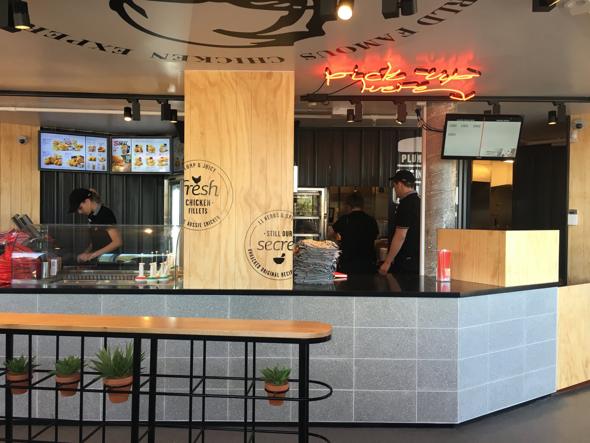 The Great Indoors_Food retail design_KFC Urban Manly 3.JPG