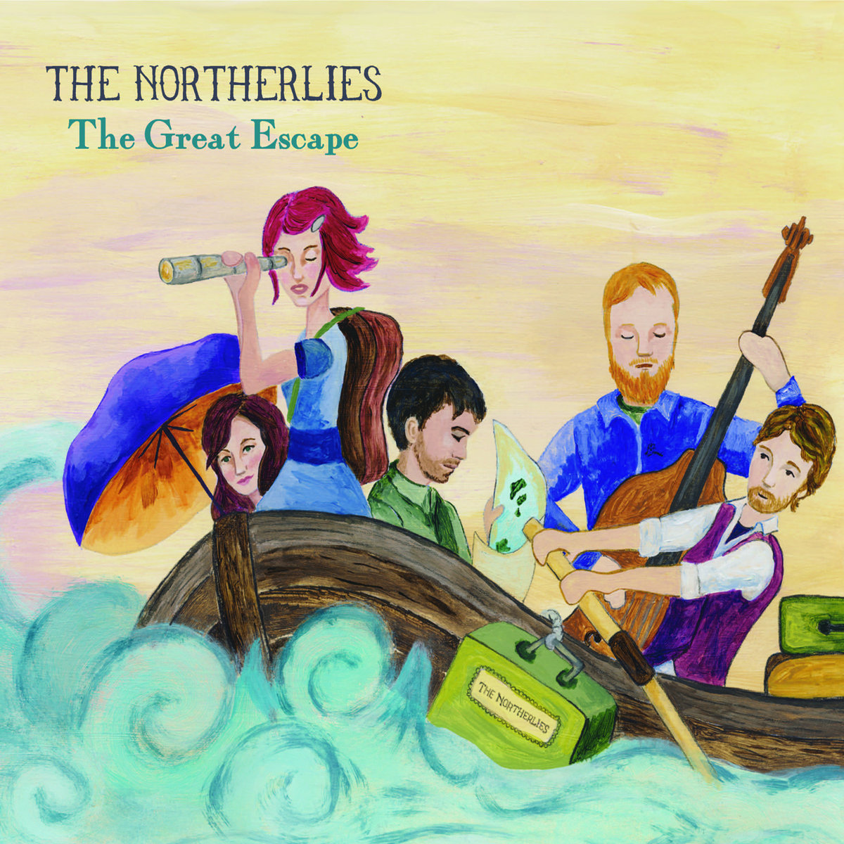 the northerlies - the great escape.jpg