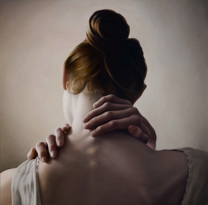Mary Jane Ansell painting