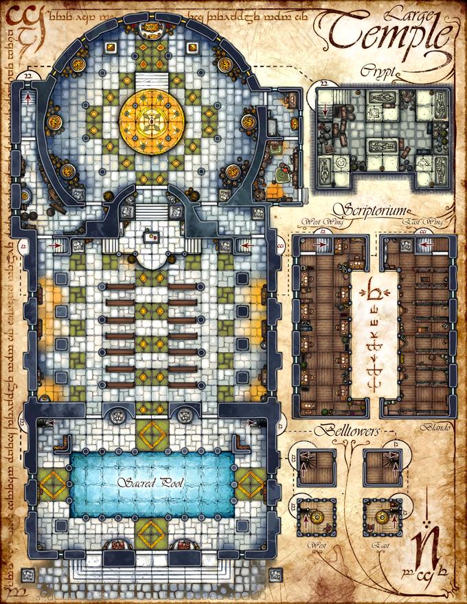 Magna Temple